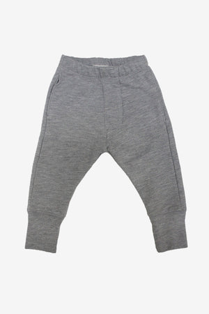 Go Gently Nation Easy Trouser - Heather Gray