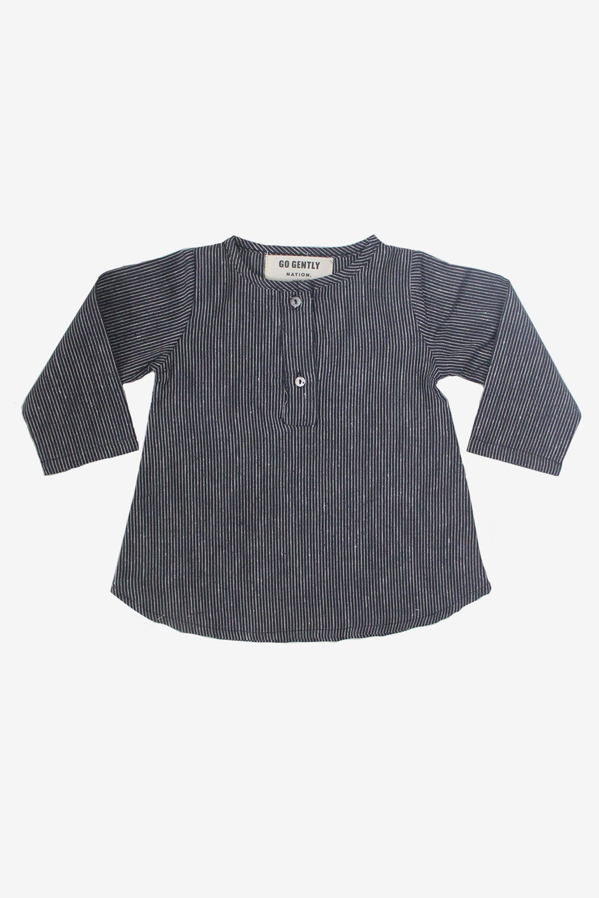 Go Gently Nation Placket Top