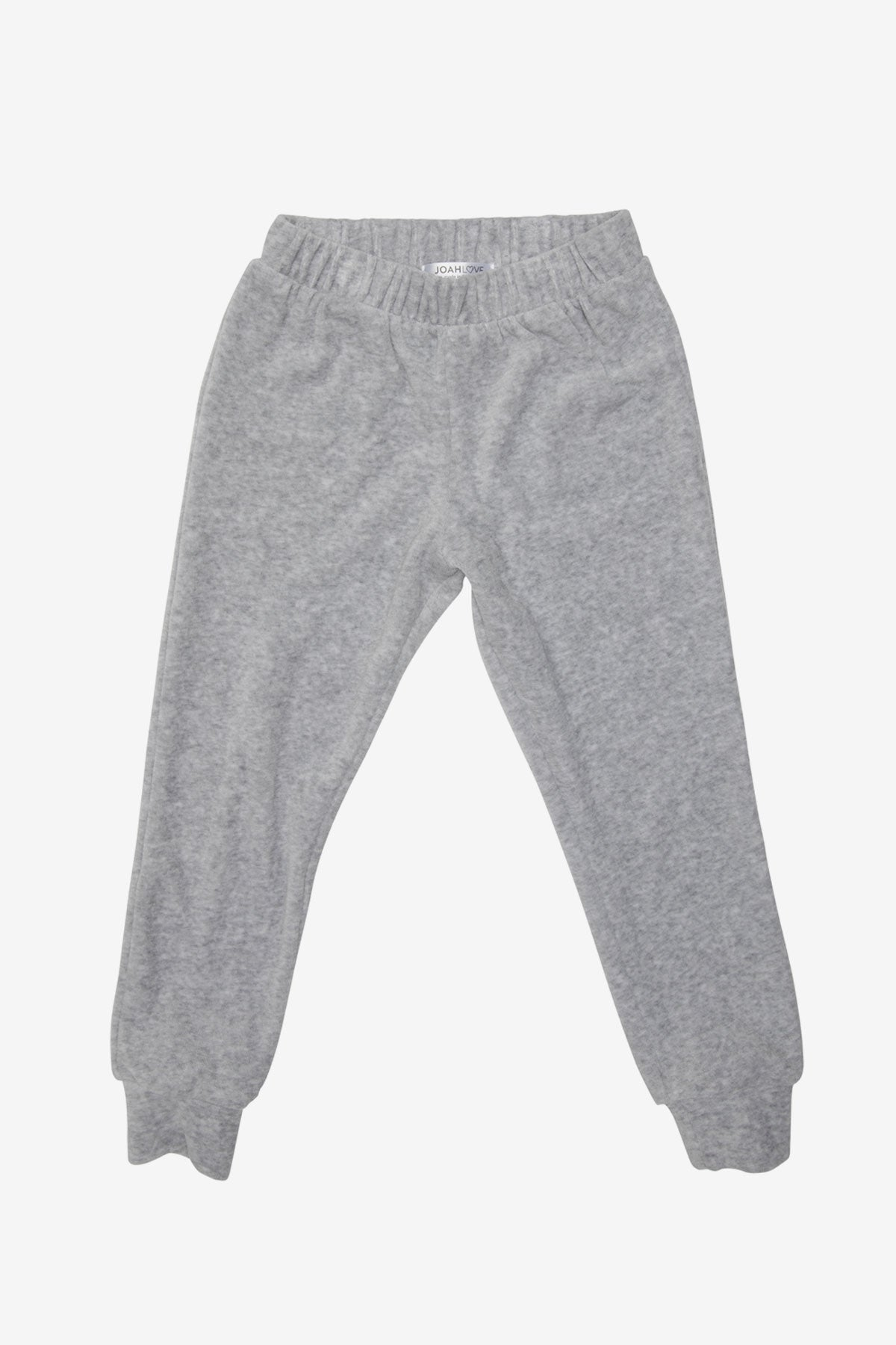 Joah Love Andie Velour Kids Sweatpants