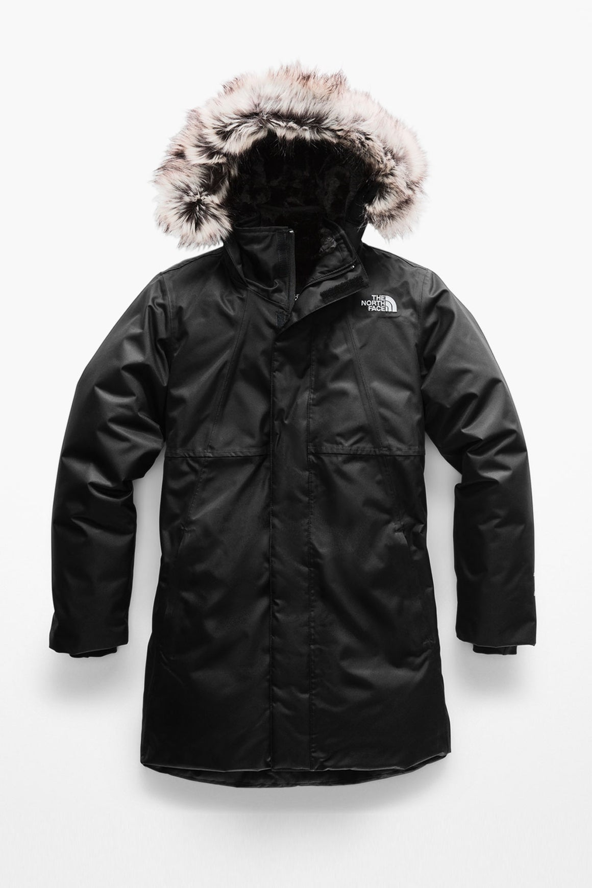 The North Face Girls Arctic Swirl Down Jacket