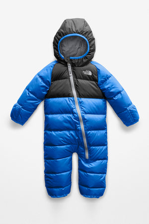 The North Face Infant Lil Snuggler Down Suit - Turkish Sea