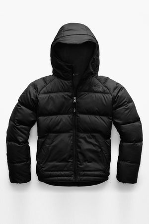 The North Face Boys 2.0 Moondoggy Jacket - Black
