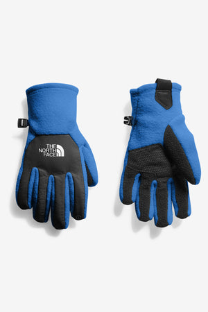 The North Face Youth Denali Etip Glove - Blue