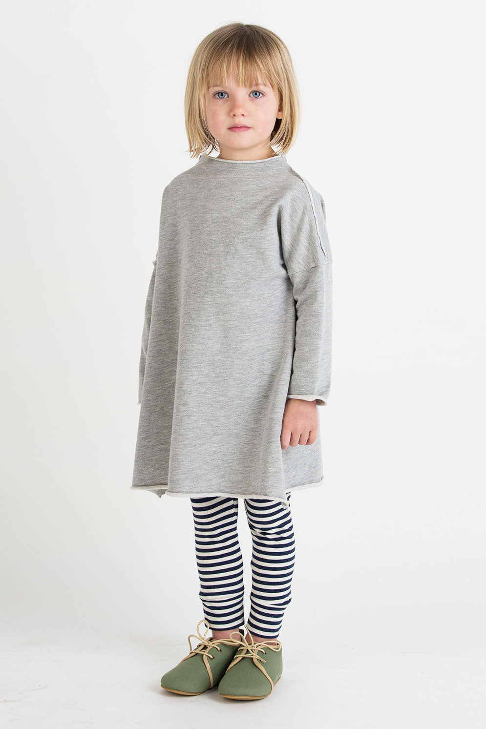 Go Gently Nation Pullover Girls Dress