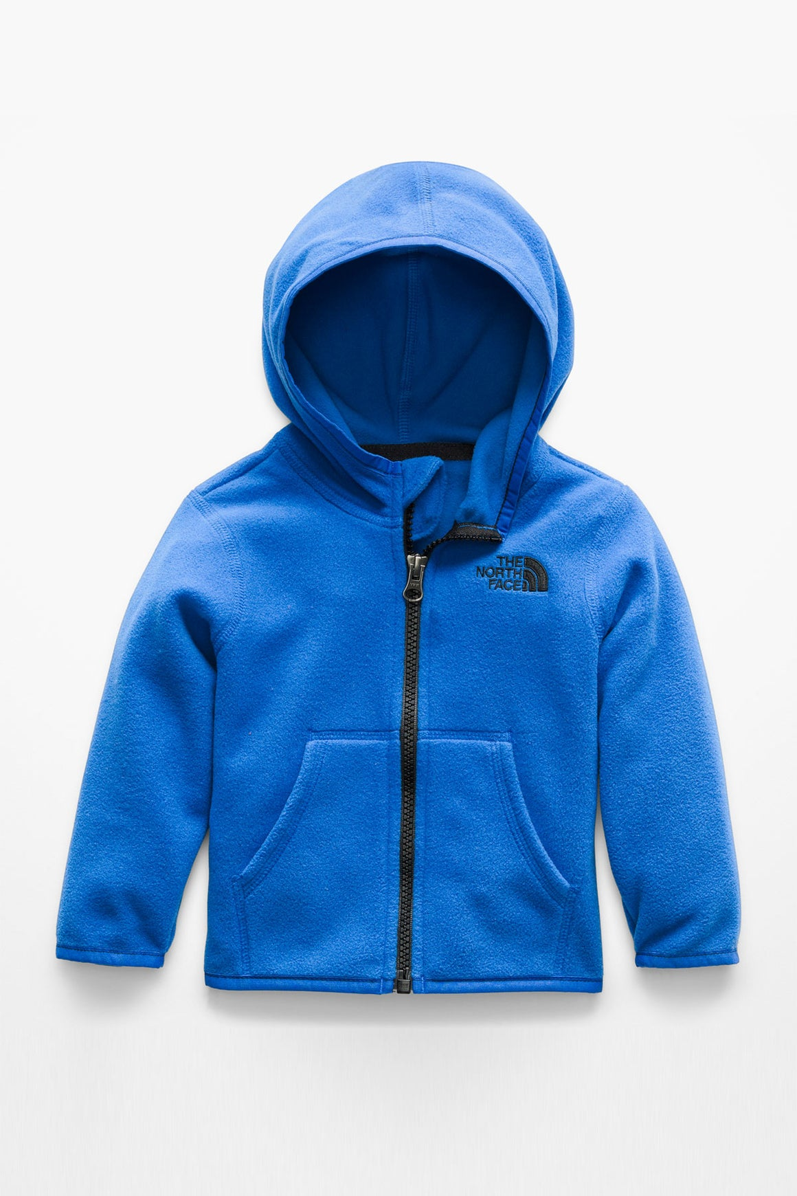 The North Face Infant Glacier Full Zip Hoodie - Turkish Sea