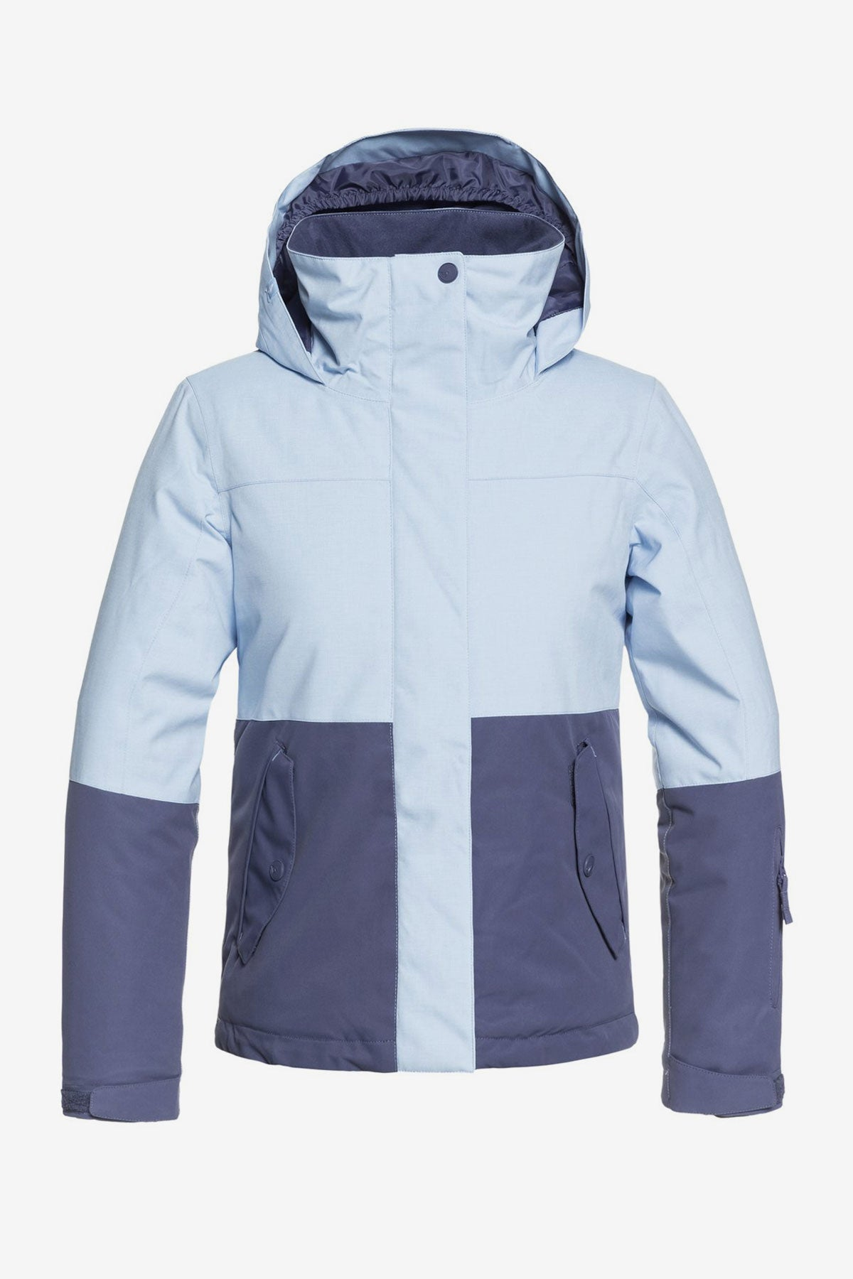 Roxy Jetty Girl Jacket - Powder Blue