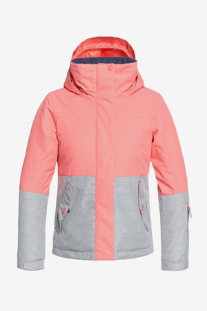 Roxy Jetty Girl Jacket - Shell