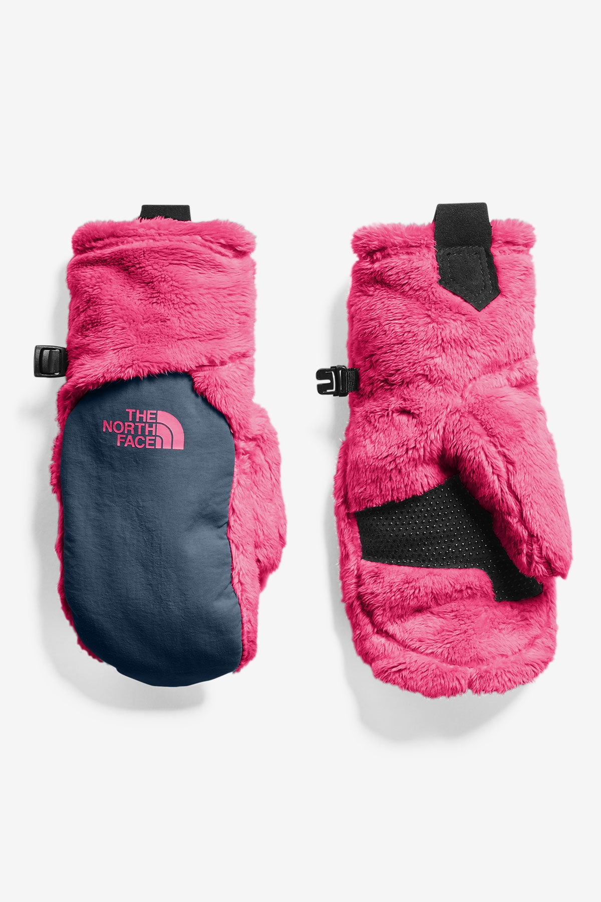 The North Face Girls Osito Mitt - Atomic Pink