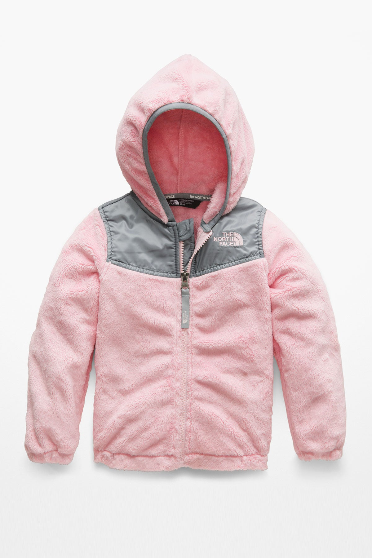 The North Face Toddler Girls Oso Hoodie - Purdy Pink - Mini Ruby 538706af5