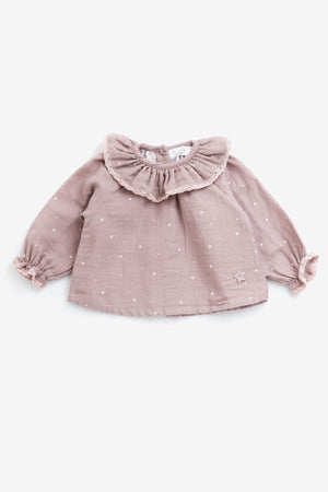 Tocoto Vintage Stars Baby Girls Blouse
