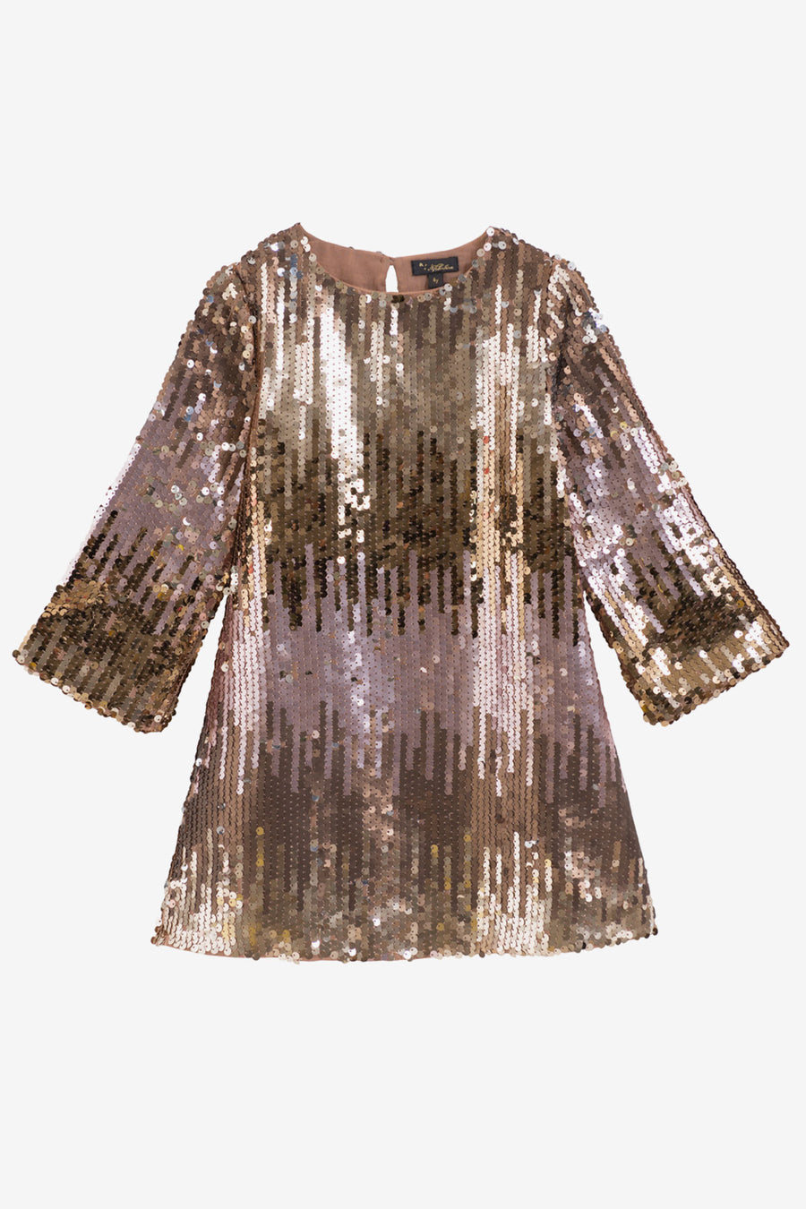 Velveteen Veronica Sequin Dress