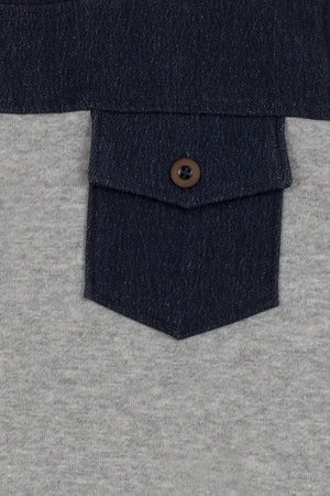 Jean Bourget Boys Crewneck Sweater