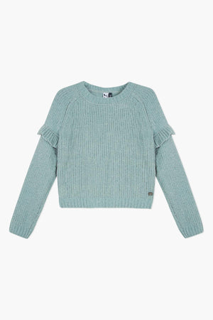 3pommes Aqua Girls Sweater