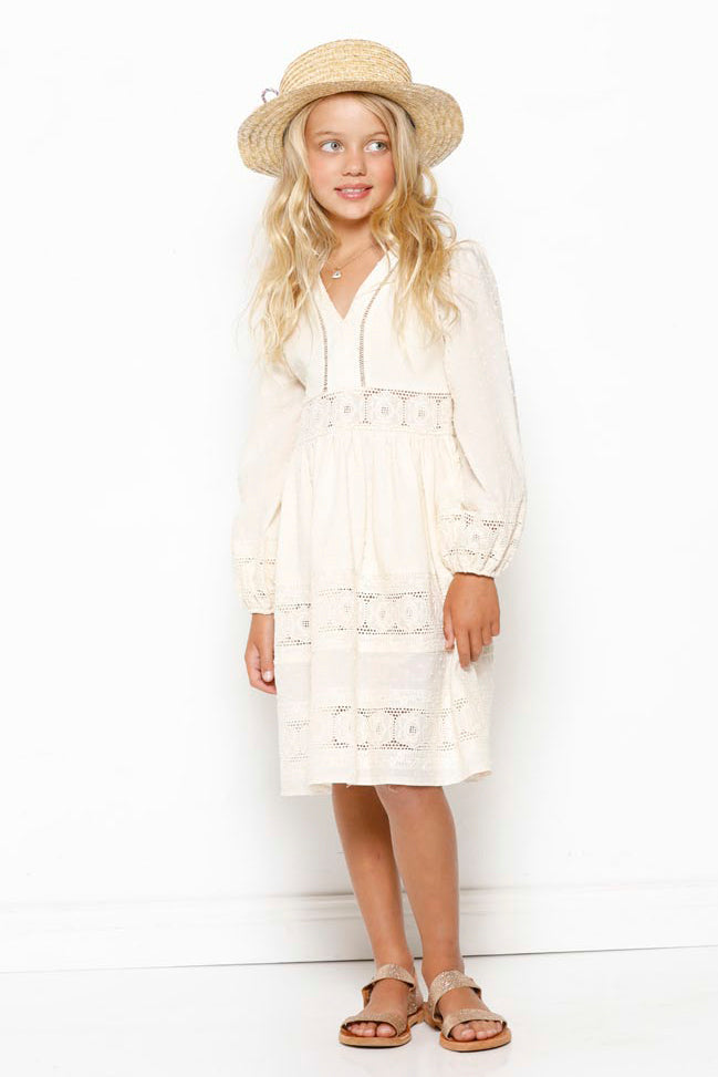 Marlo Arabella Cotton Dress
