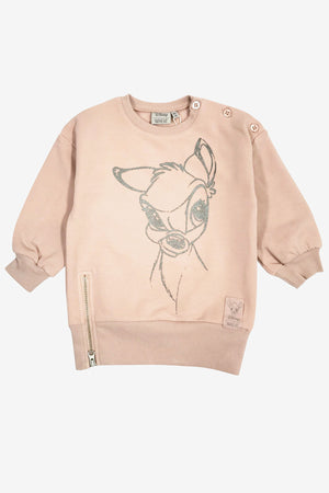Wheat Bambi Sweatshirt