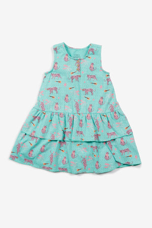 EGG Baby Brianna Tiger Dress