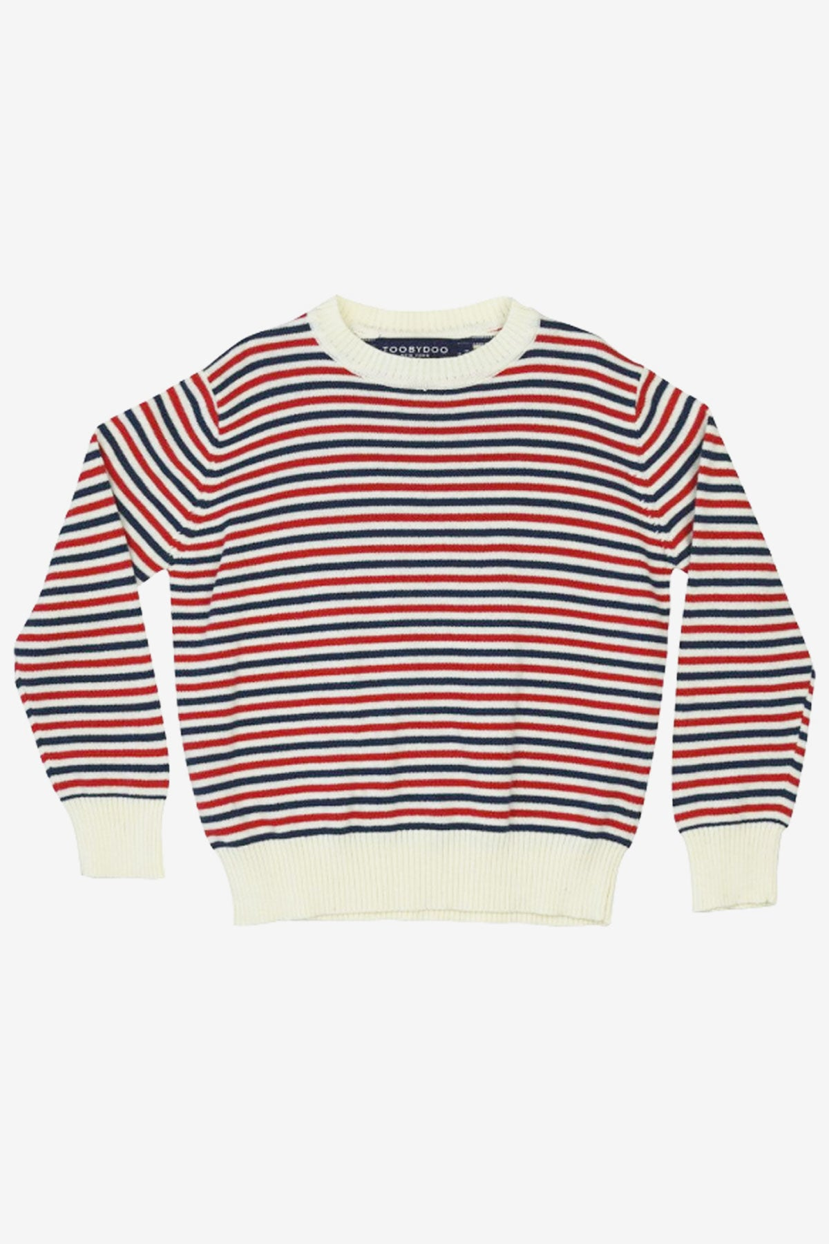 Toobydoo Boys Crew Sweater
