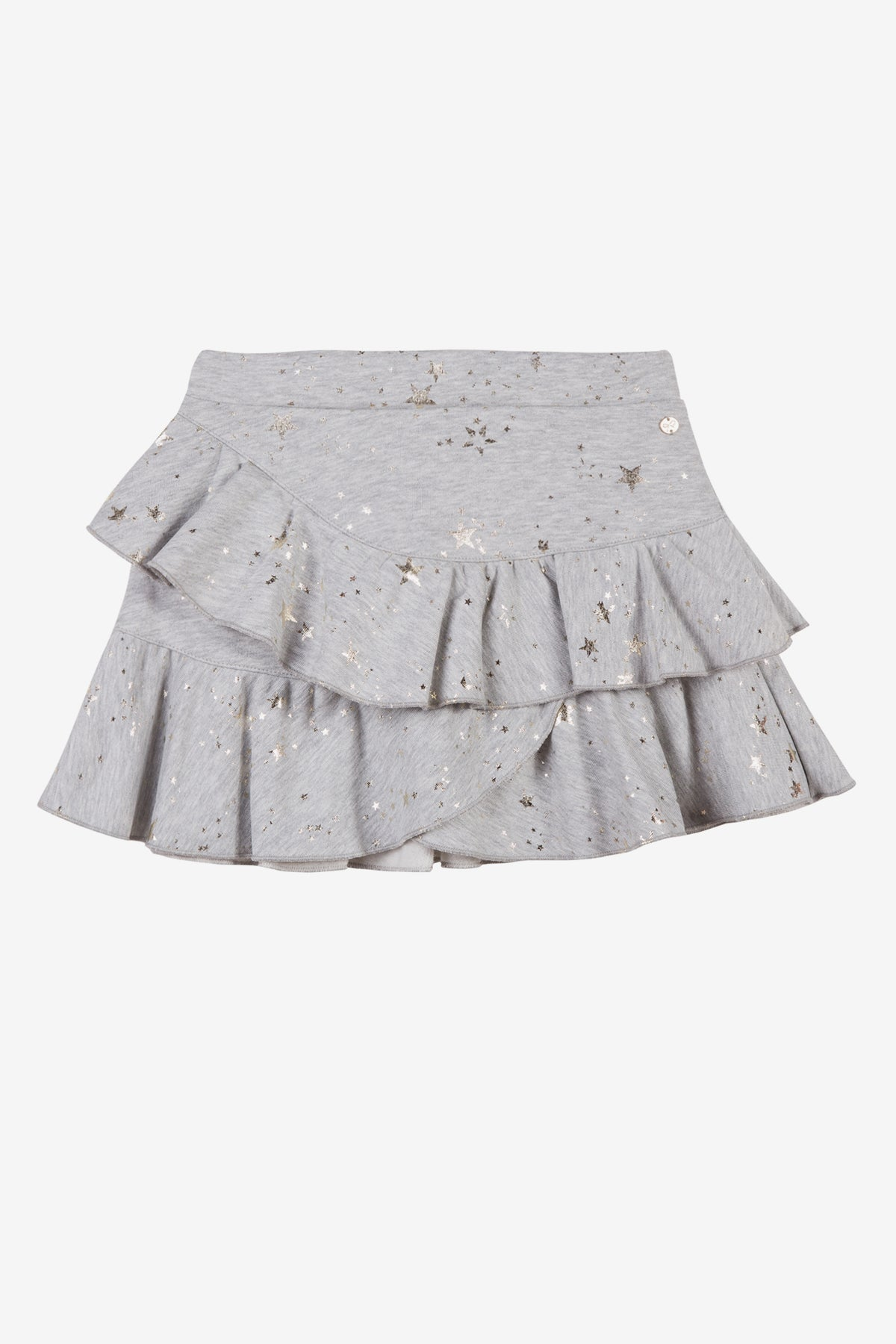 Lili Gaufrette Skirt - Grey