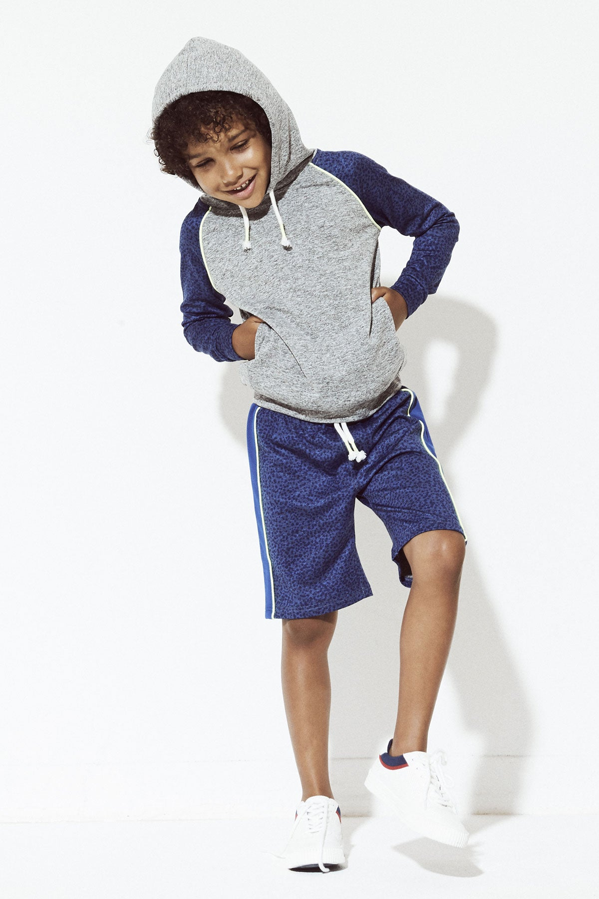 EGG Baby Justin Active Short