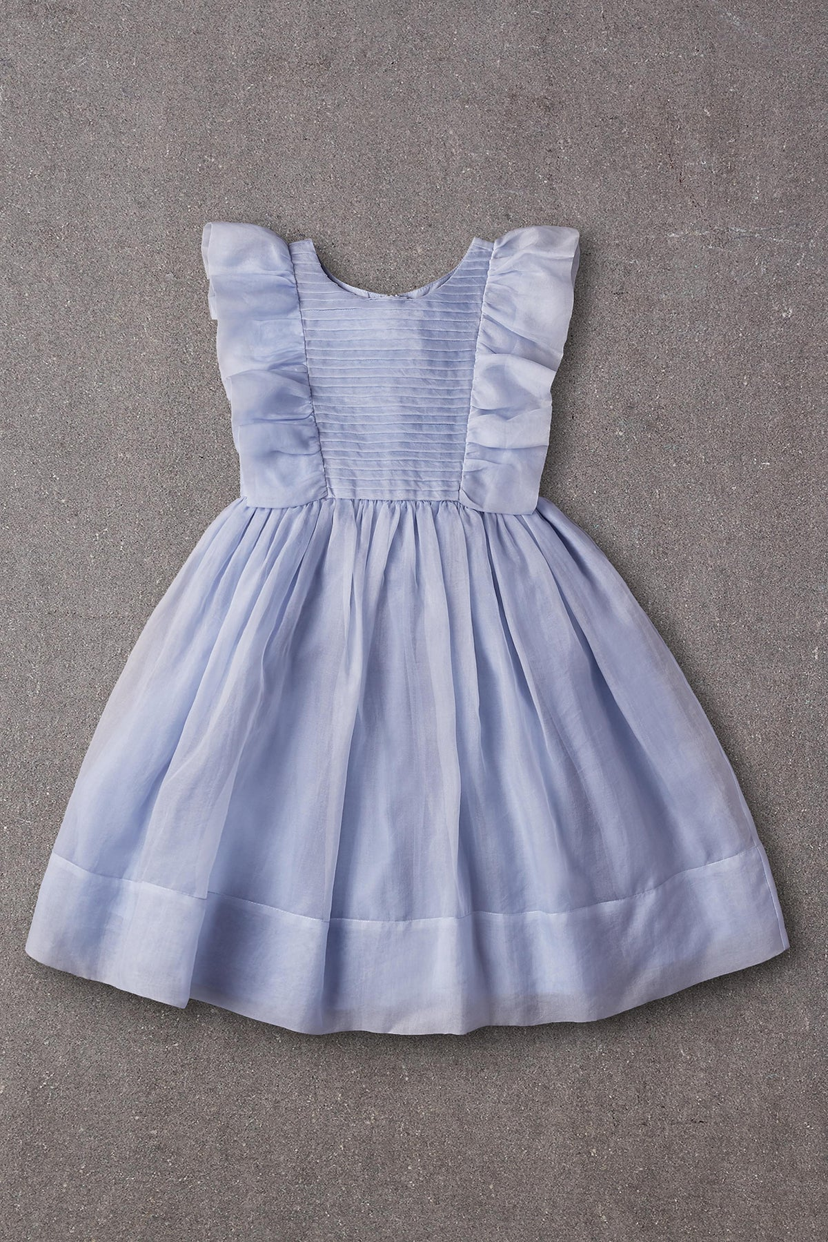Nellystella Mae Girls Dress - Seattle