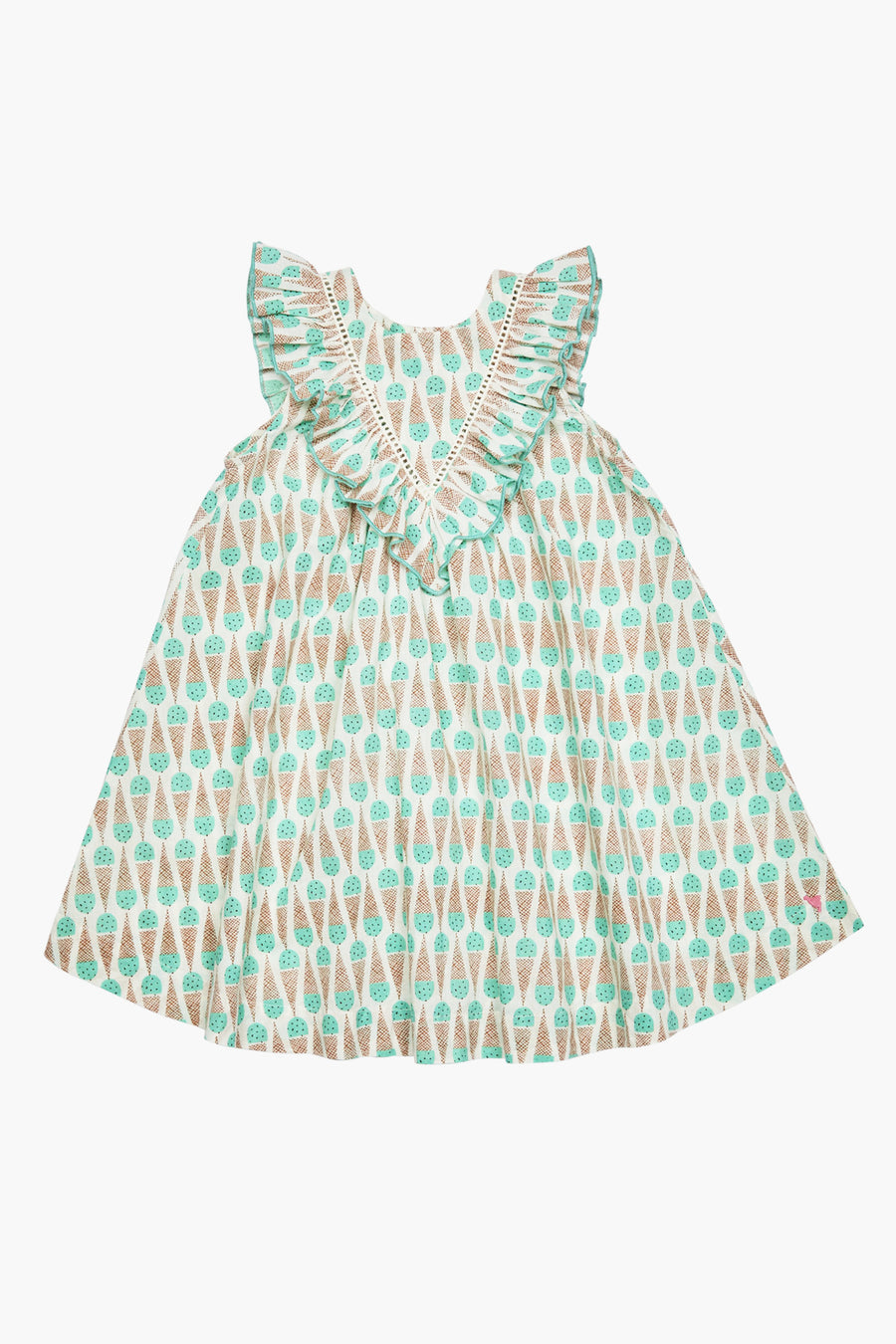 Pink Chicken Marly Mint Chocolate Chip Dress
