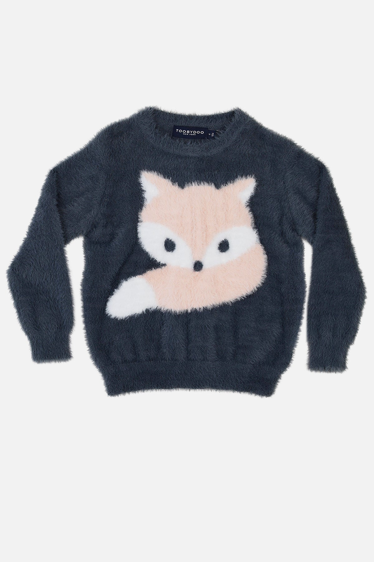 Toobydoo Fox Mohair Sweater