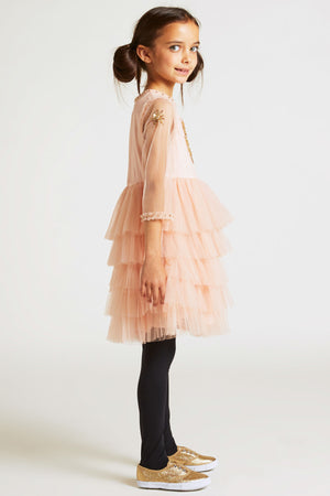 Wild & Gorgeous Moon Dance Dress - Pink