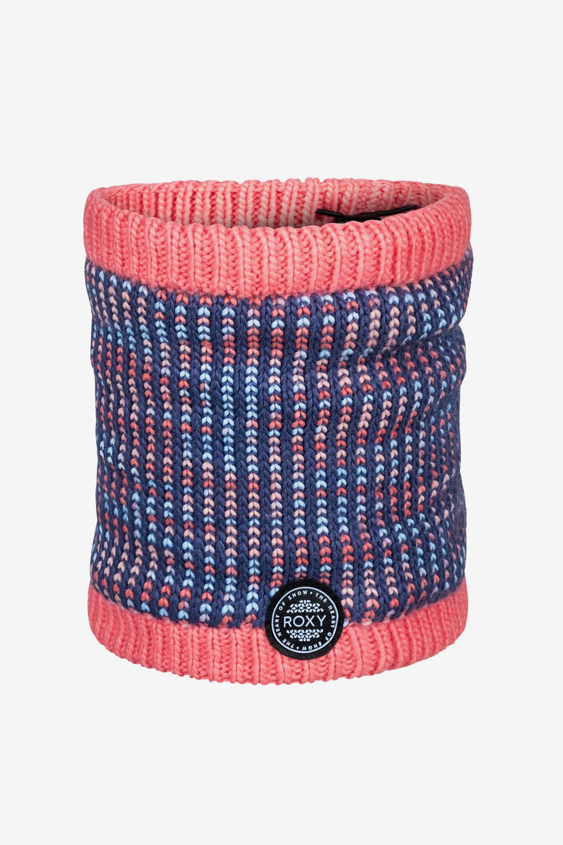 Roxy Snowflurry Neck Warmer - Crown Blue