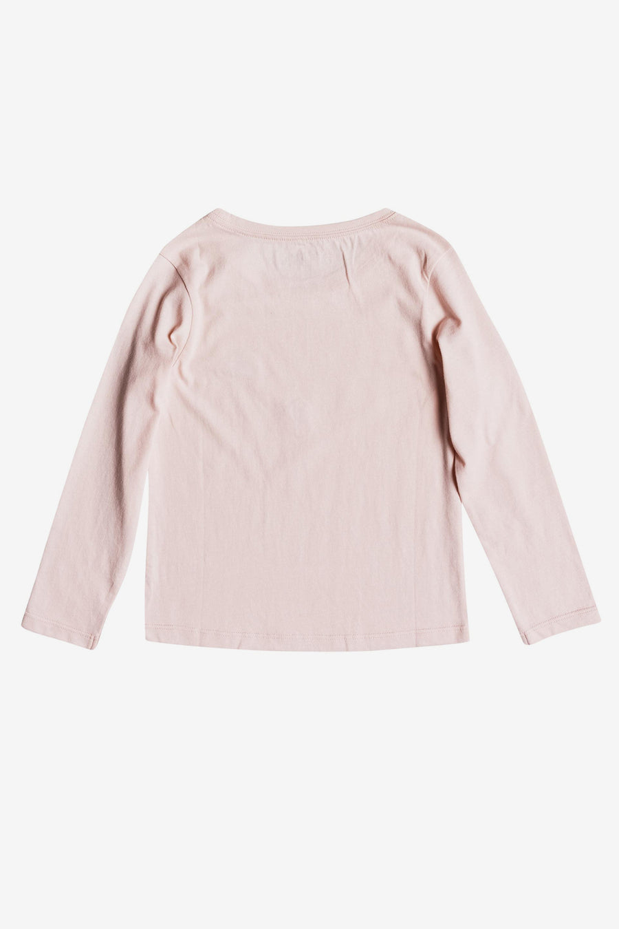 Roxy Never Ages Game Over Long Sleeve Tee - Peach Whip