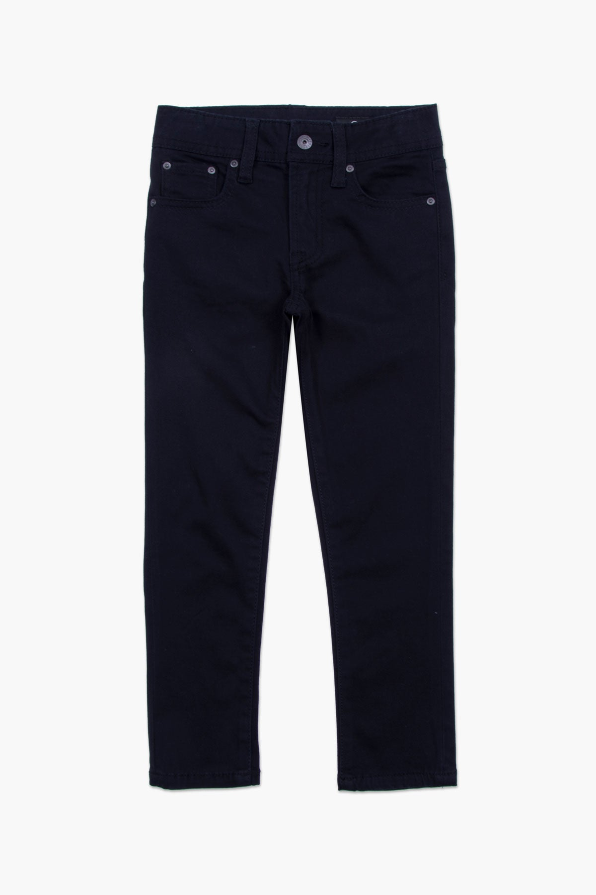 AG Jeans Kids Stryker Luxe Twill Boys Pant - Navy Blue