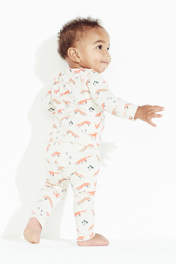 EGG Baby Tegan Baby Boy Set - Fox