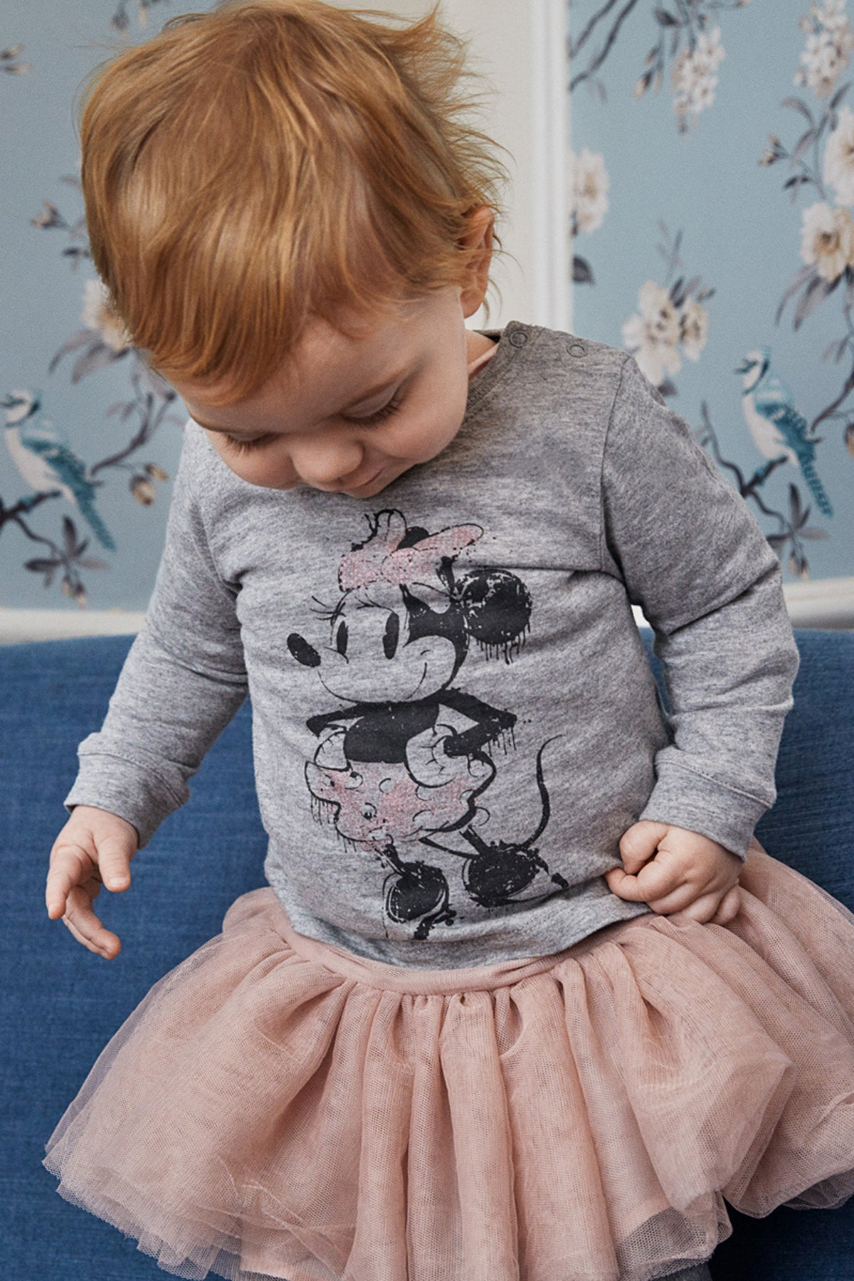 Wheat Minnie Mouse Tee Shirt