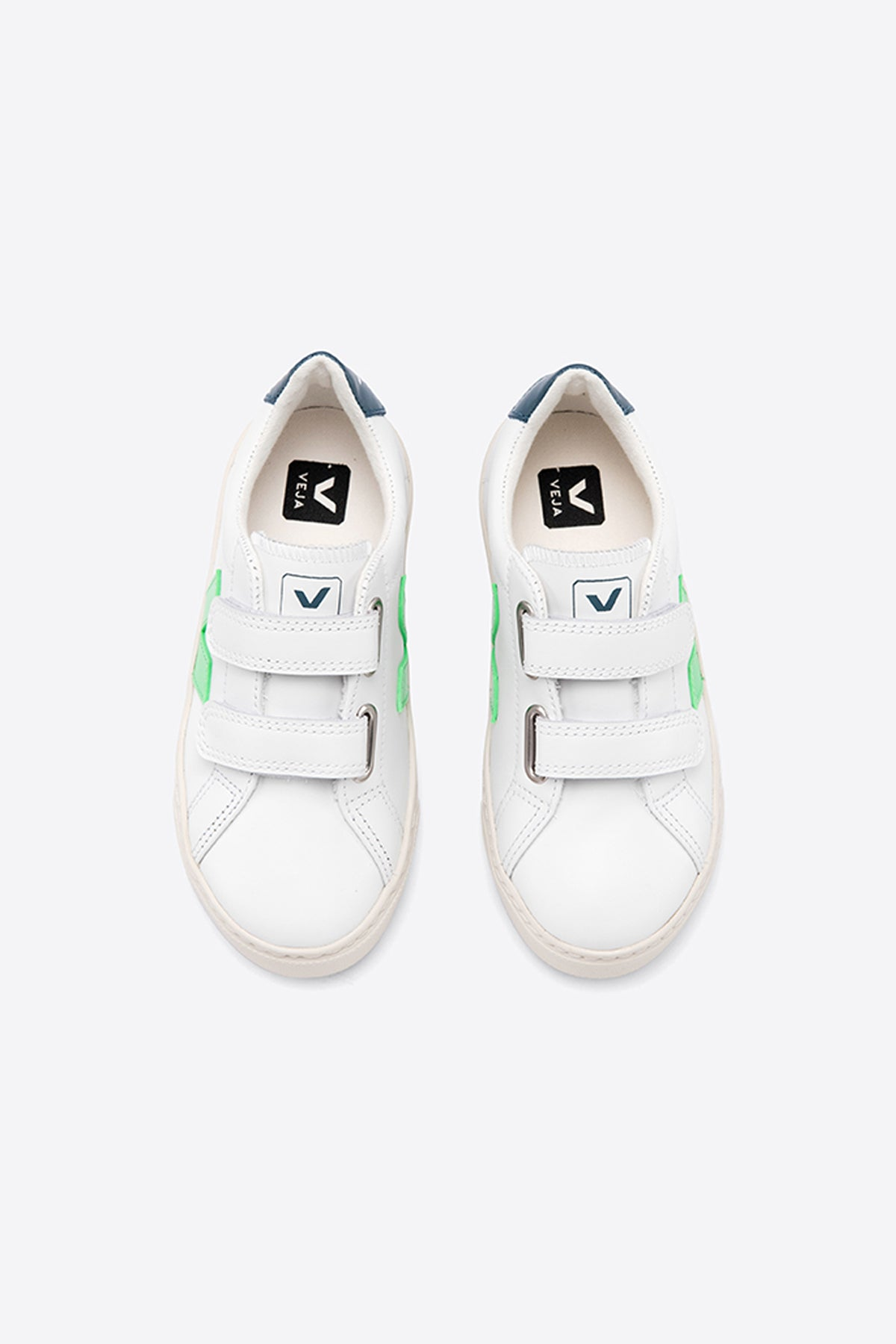 Veja Esplar Kids Shoes - White Absinthe California