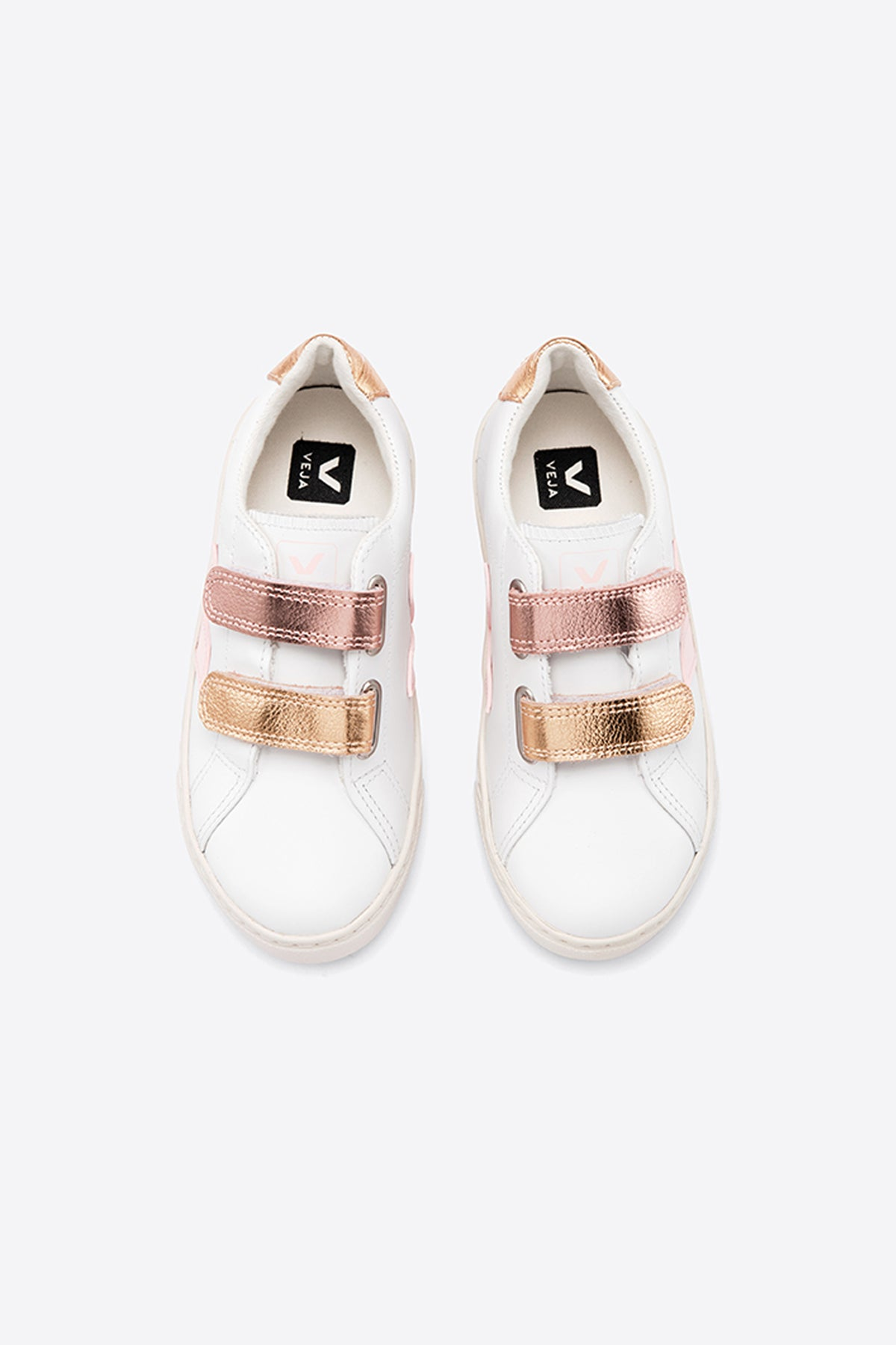 Veja Esplar Kids Shoes - White Petale Venus