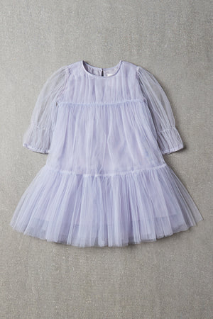 Nellystella Alice Dress - Periwinkle