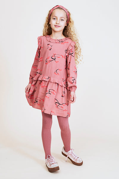 Soft Gallery Anemone Dress - Pink Blossom