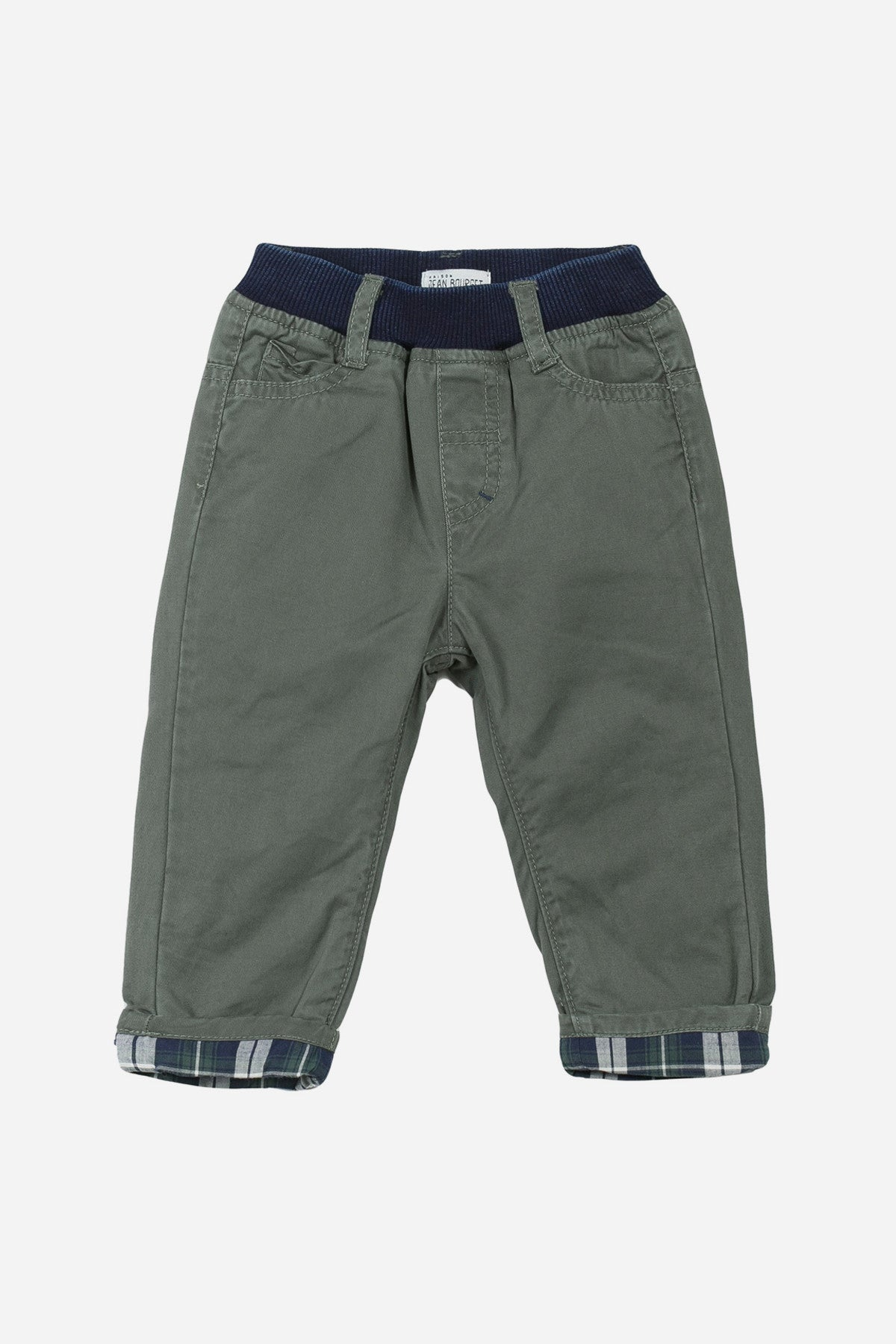 Jean Bourget Baby Boy Chinos (Size 12M left)