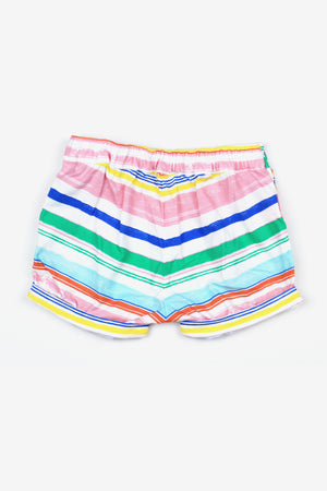 Jean Bourget Baby Striped Shorts