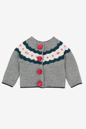 Jean Bourget Baby Knit Sweater