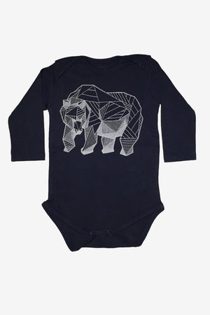 Noch Mini Bear Bodysuit (Size 6/12M left)