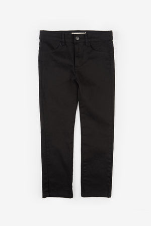 Appaman Black Twill Boys Pant