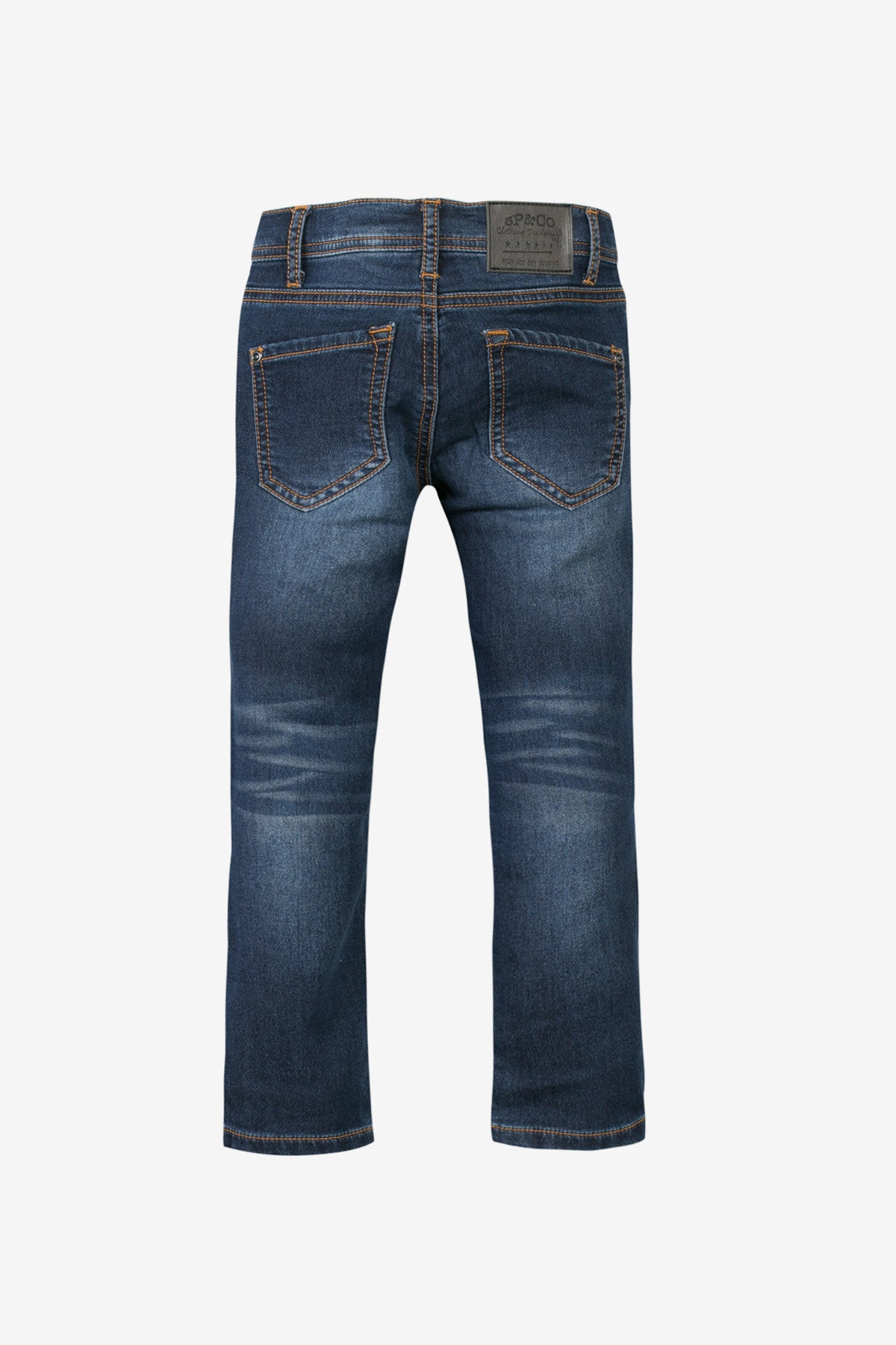 3pommes Blue Denim Jeans