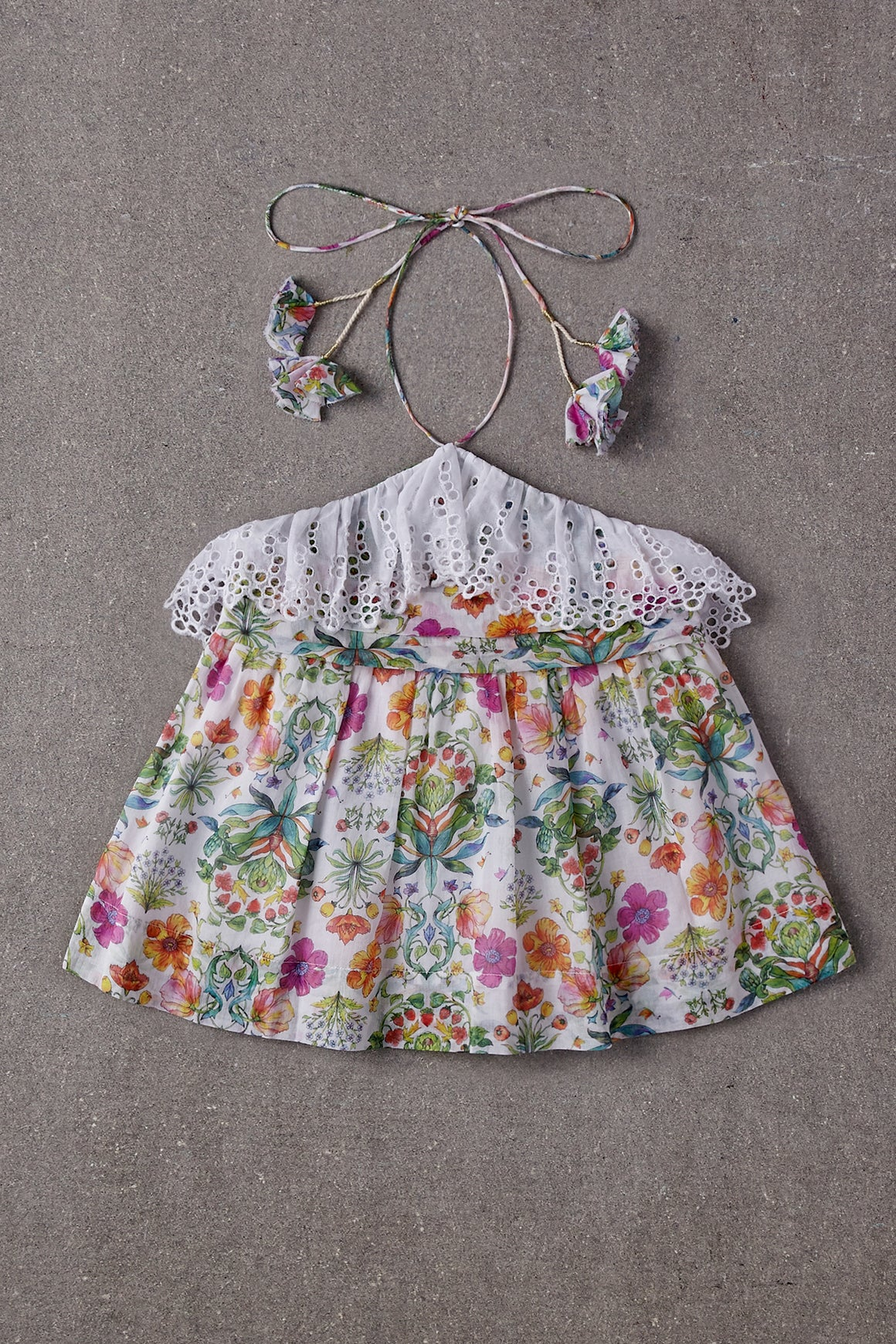 Nellystella Candy Blouse - Summer Floral