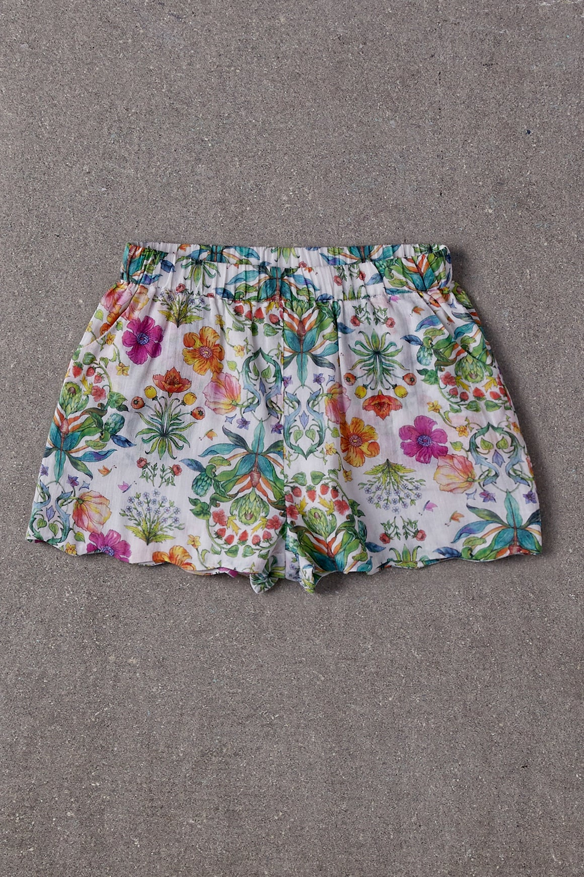 Nellystella Carrie Shorts - Summer Floral
