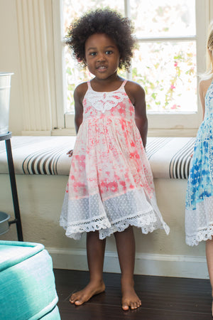 Mimi & Maggie Island Cloud Dress
