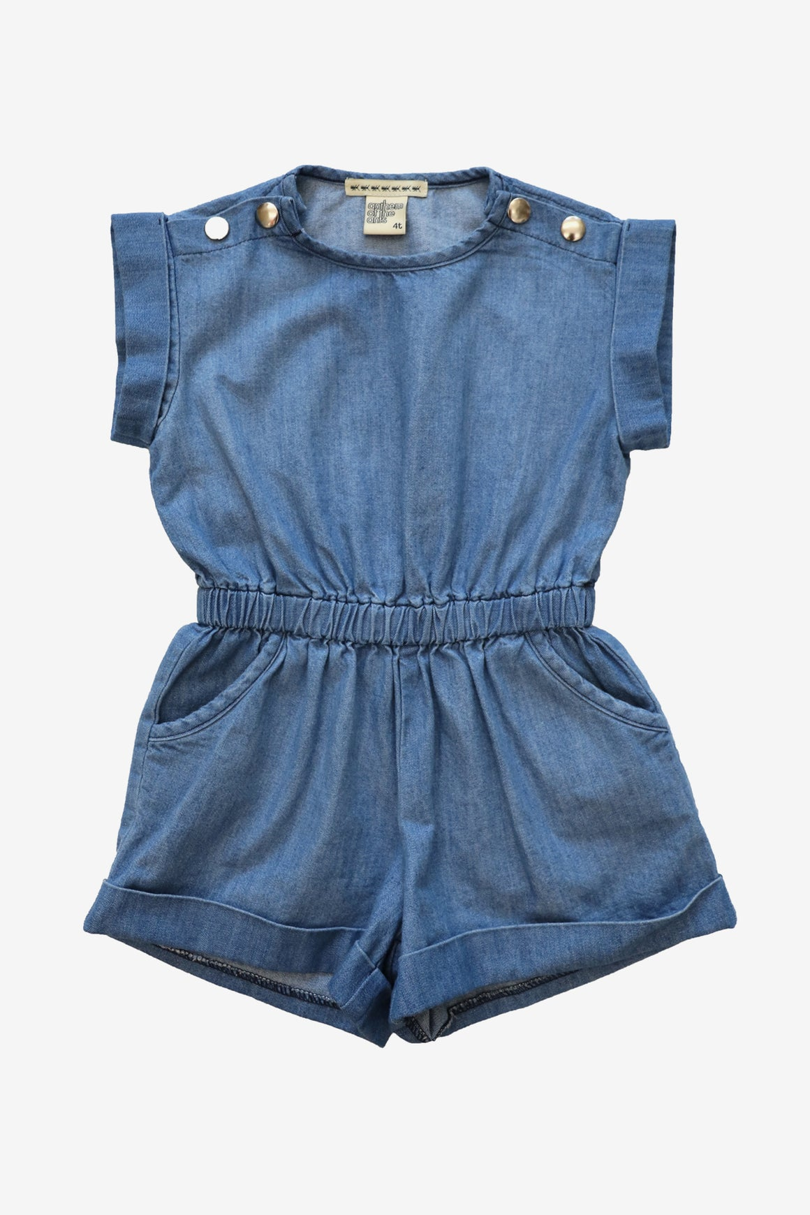 Anthem of the Ants Coco Camp Romper