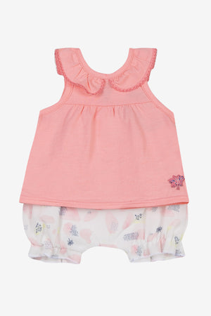 3pommes Coral Baby Set