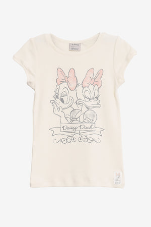 Wheat Daisy Duck T-Shirt