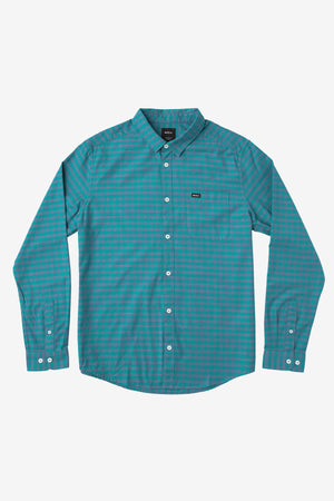 RVCA Delivery Long Sleeve Boys Shirt