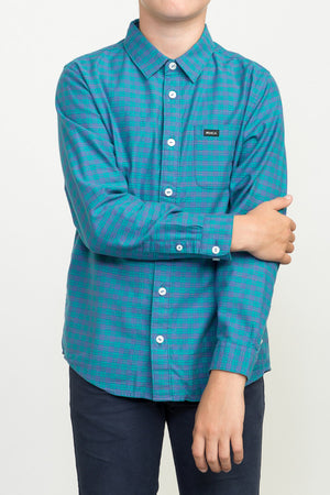 RVCA Delivery Long Sleeve Shirt